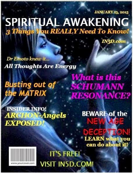 Spiritual Awakening - Gregg Prescott