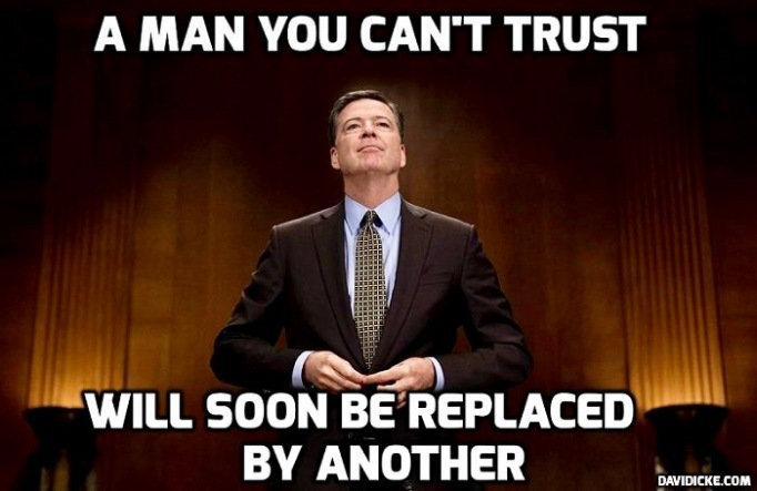 A Man You Can't Trust Will Soon Be Replaced By Another